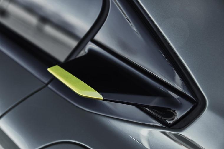 Peugeot 508 Sport Engineered concept aerofoil