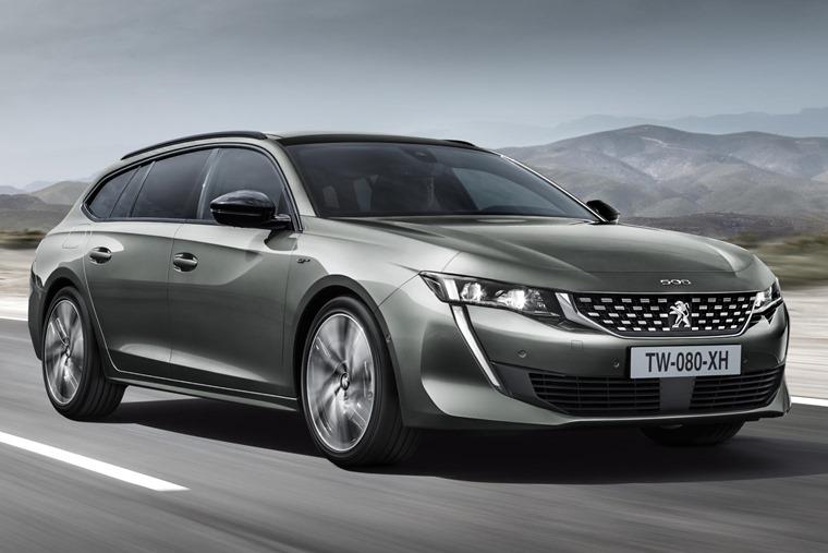 2019 Peugeot 508 Sw Estate Pics Specs Release Date Leasing Com