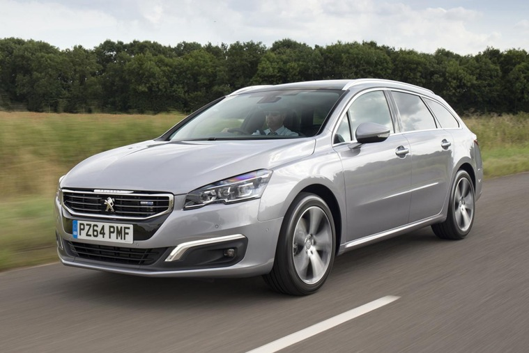 First Drive Review Peugeot 508 Sw 2014 Facelift