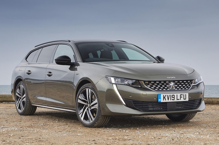 2019 Peugeot 508 Sw Estate Pricing And Specs Revealed Leasing Com