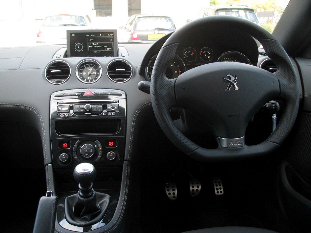 Review: Peugeot RCZ GT HDi 163