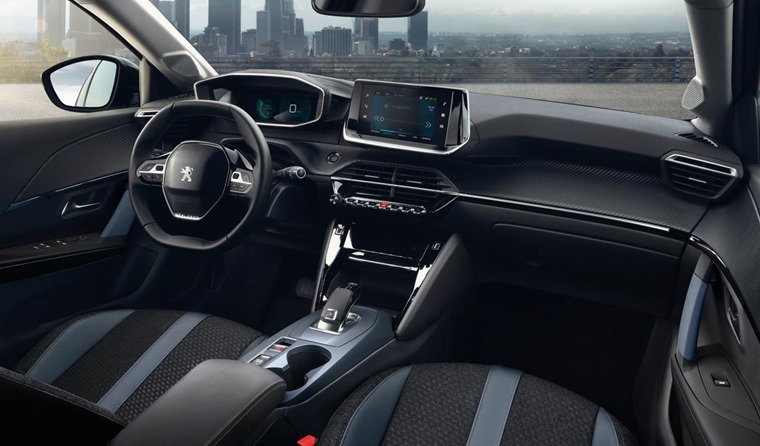 New Peugeot 2008: all-electric model to be introduced to the