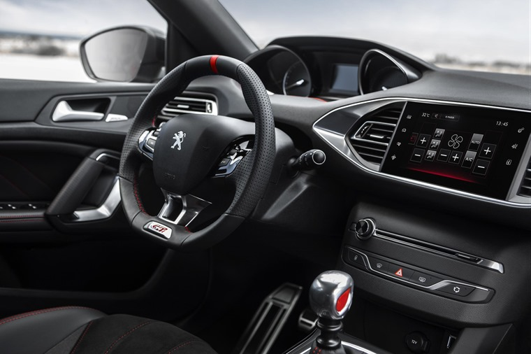 The interior benefits from an updated infotainment system and more driver aids.