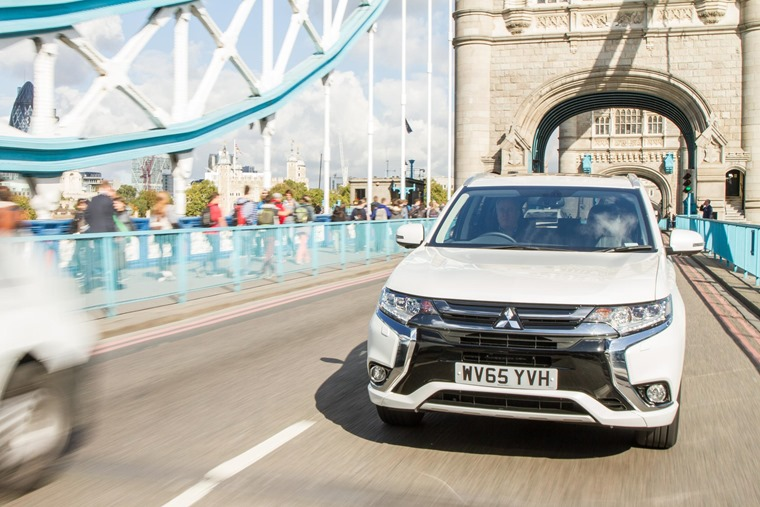 Only plug-in hybrid and electric vehicles are currently exempt from charges