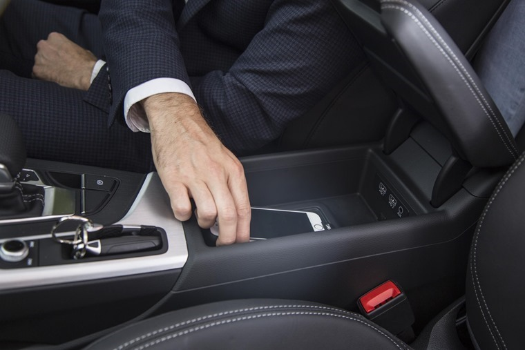 Is it the answer for drivers that can't help but check their smartphone every five minutes?