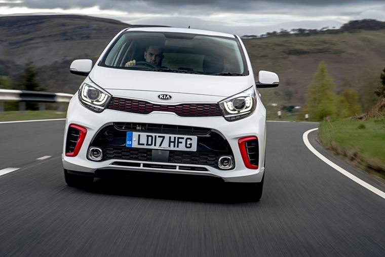 The Picanto really is the complete package