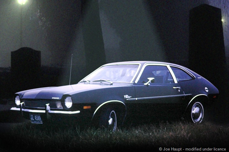 Ford Pinto https://creativecommons.org/licenses/by-sa/2.0/