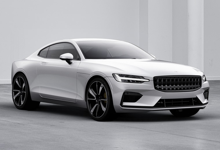 It may look like an unassuming coupe version of the S90, but there's more to the Polestar than that...