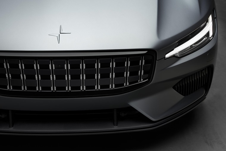 Polestar 1 is the first car to carry the Polestar on the bonnet