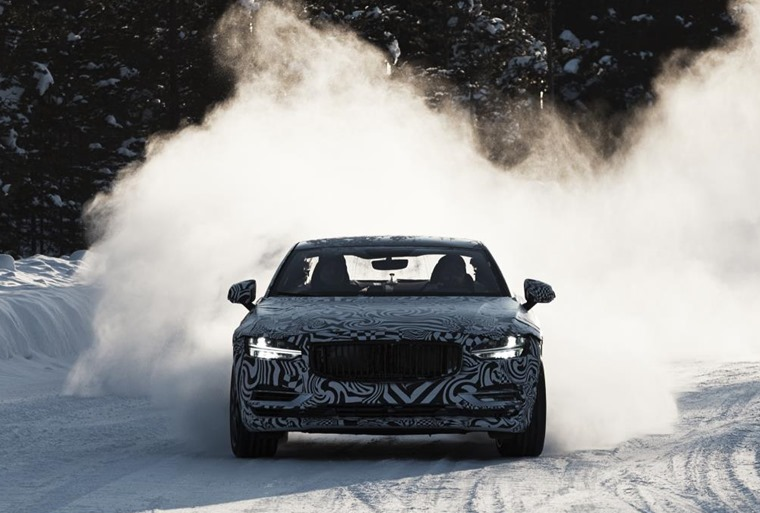 Chassis balance was further optimised thanks to the advantages of testing on ice