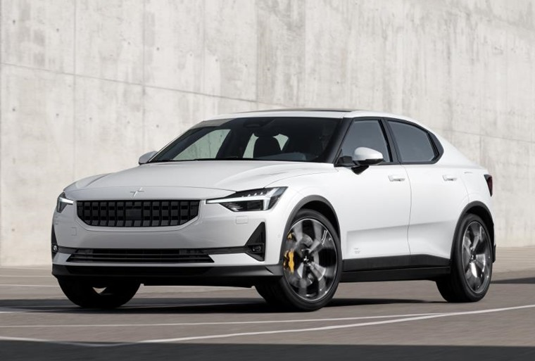 Polestar 2 fastback gets 406bhp… and a vegan-friendly interior
