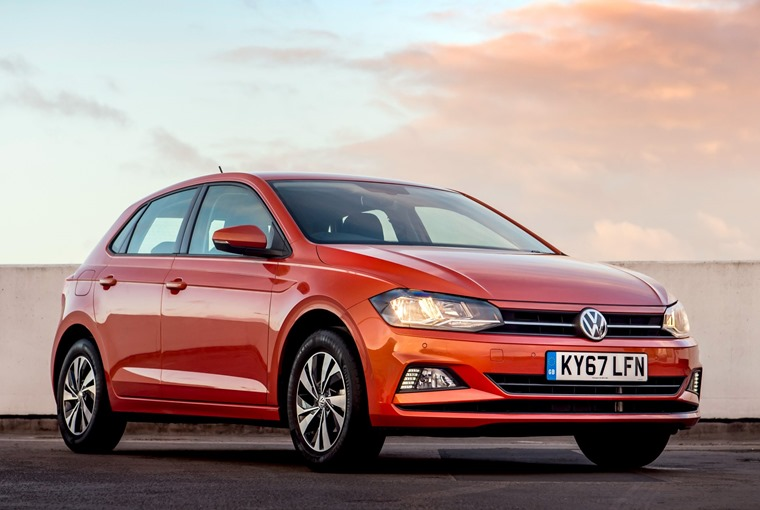 Volkswagen Polo for under £200 a month.