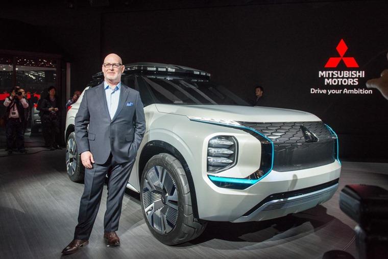 Press-day-Mitsubishi-Motors-Trevor-Mann-2019-GIMS-Geneva-D80_4831