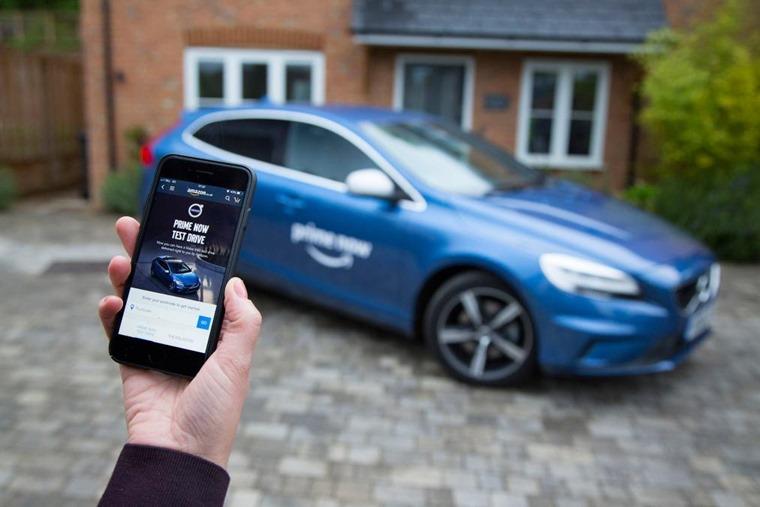 Prime Now Volvo