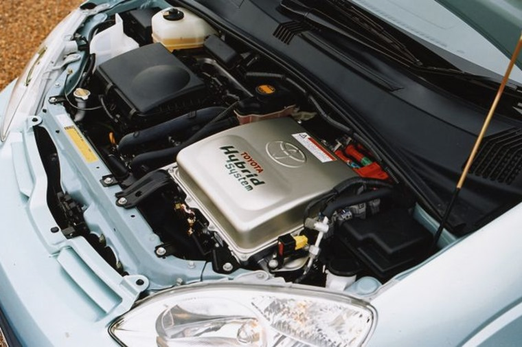 Toyota Prius launched the modern hybrid powertrain in 1997