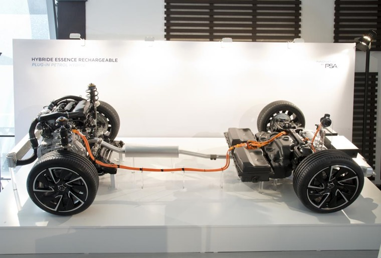 Working on new hybrid and electric drivetrains together will significantly help reduce costs.