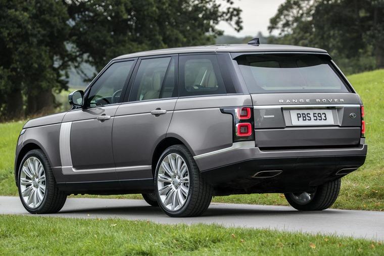 Range Rover 2020 rear