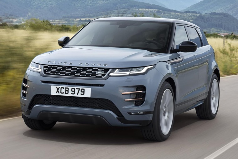 Range Rover Evoque 2019 lead