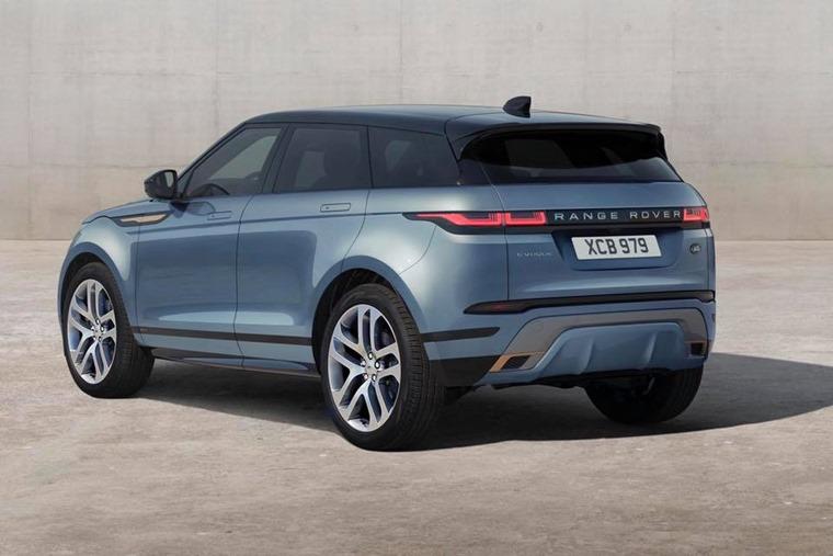 Range Rover Evoque 2019 rear