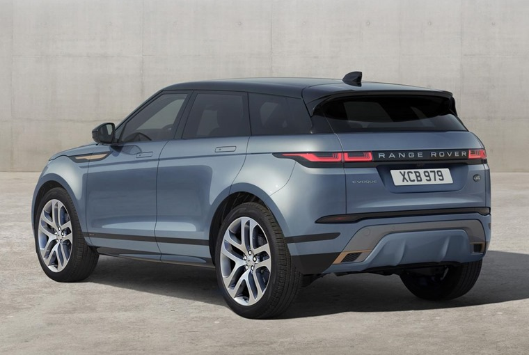 Range Rover Evoque 2019 rear