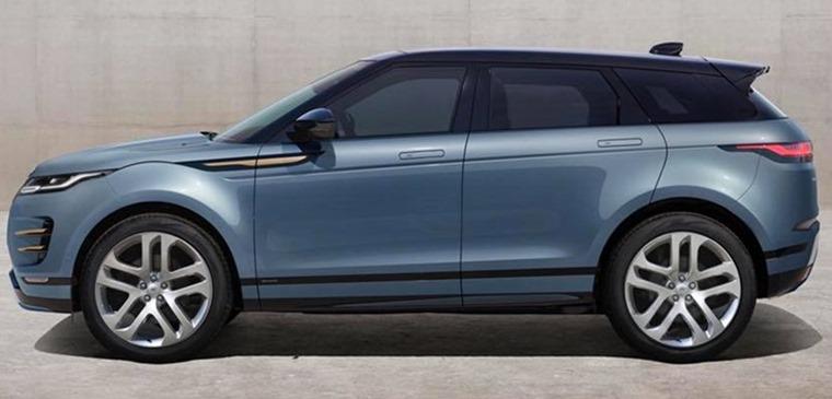 Range Rover Evoque 2019 side (1)