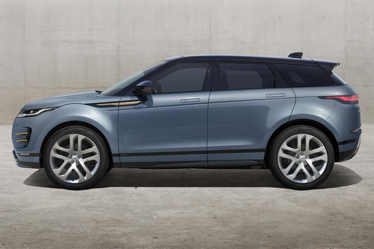 Range Rover Evoque 2019 side