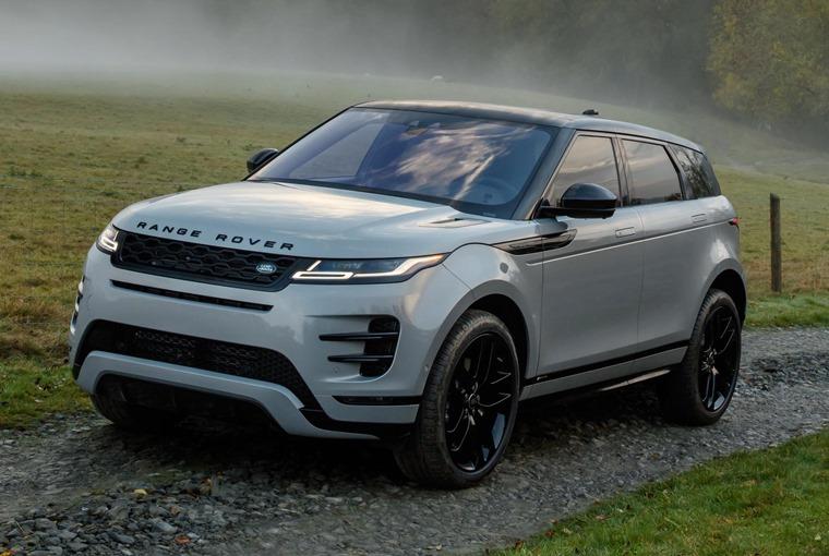 Range Rover Evoque lead