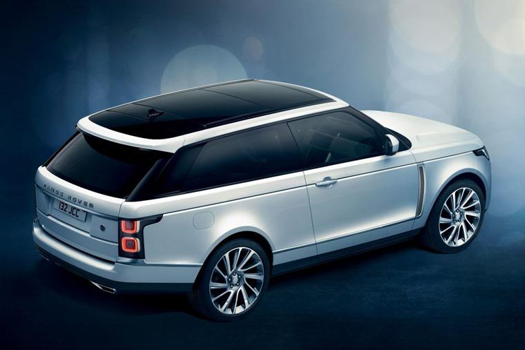 Range Rover SV rear 1