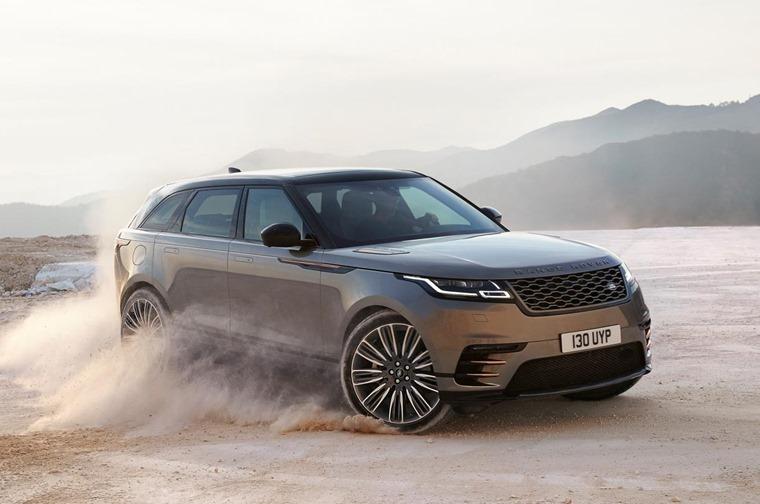 Range Rover Velar Lead