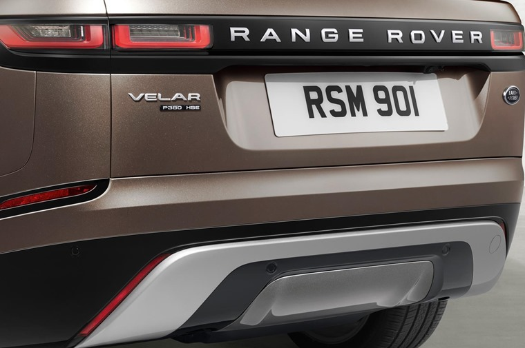 Range Rover Velar P380