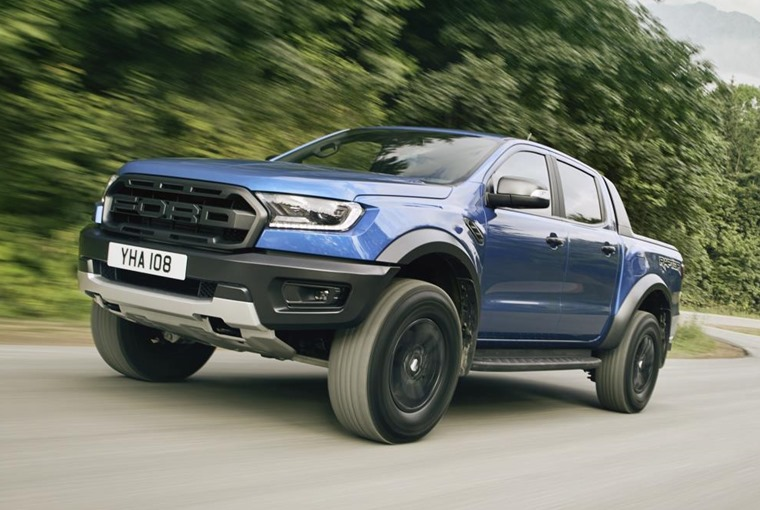 Ranger Raptor has been developed for enthusiastic off-roaders