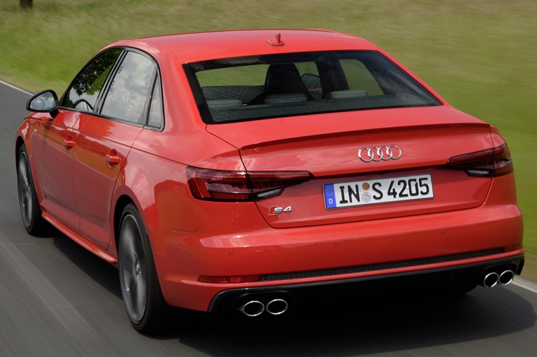 The latest S4 is arguably the most rounded, able and appealing car Audi currently makes.
