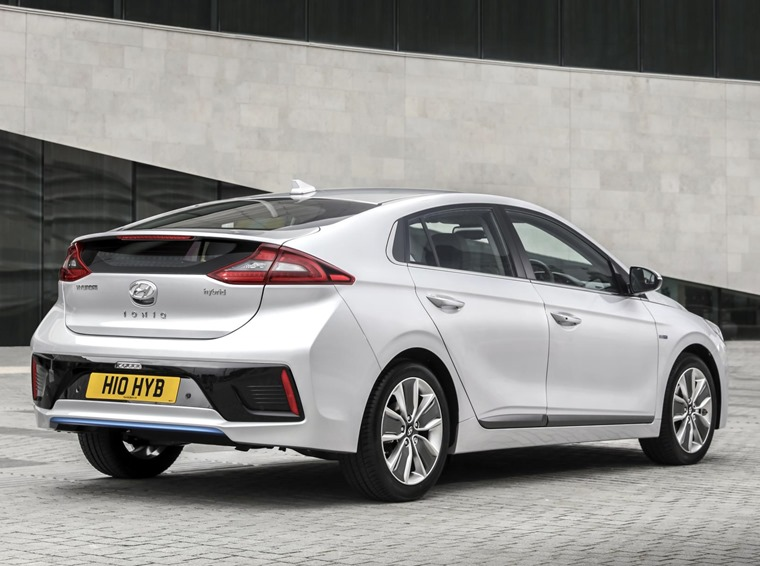 You'll find some fantastic Ioniq lease deals, with monthly payments dipping below the £150 mark.