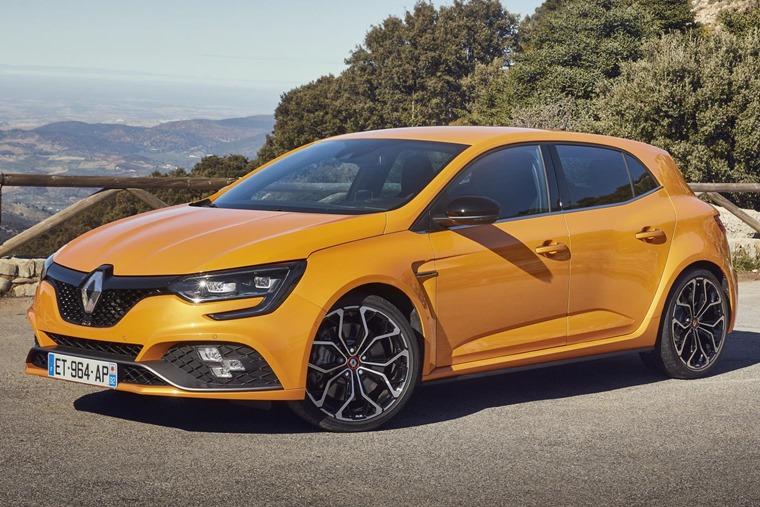 2018 Renault Megane R.S. side