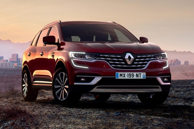 Renault Koleos 2019 front