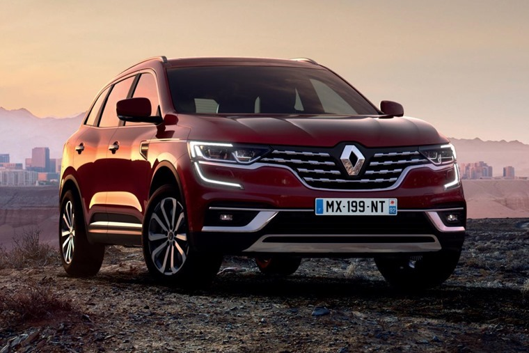 Renault Koleos 2019 Pricing And Specs Revealed Ahead Of November Deliveries Leasing Com