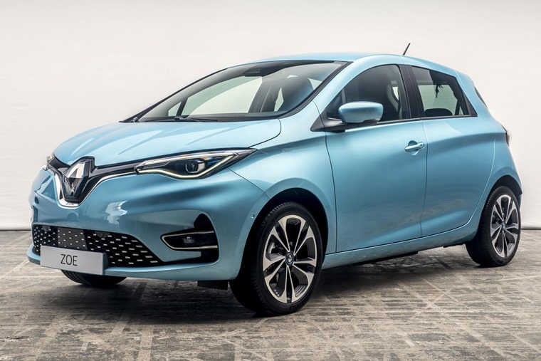 Renault Zoe 2020 lead