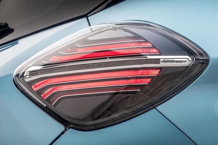 Renault Zoe 2020 rear detail
