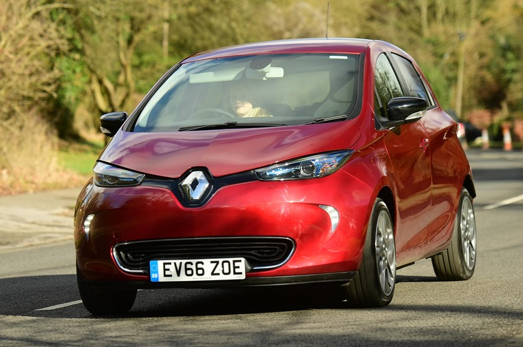 Review: Renault Zoe