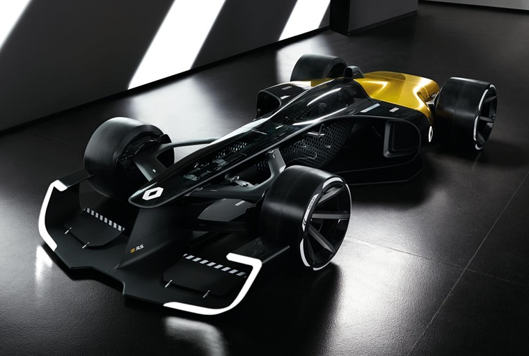 Renault will have some futuristic concepts on display.
