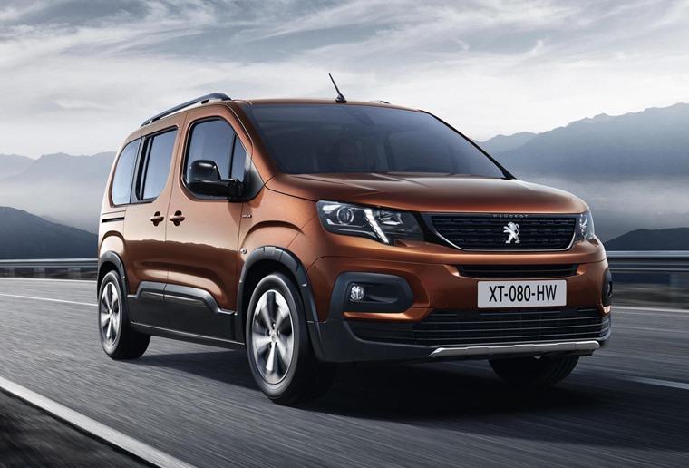 All-new Peugeot Rifter 2018