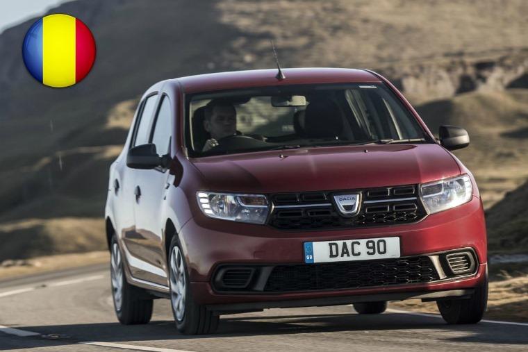 Romania – Dacia Sandero