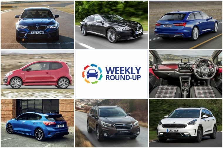 Weekly round-up: New Ford Focus and Audi A6 Avant revealed, plus a bunch of reviews to suit everyone