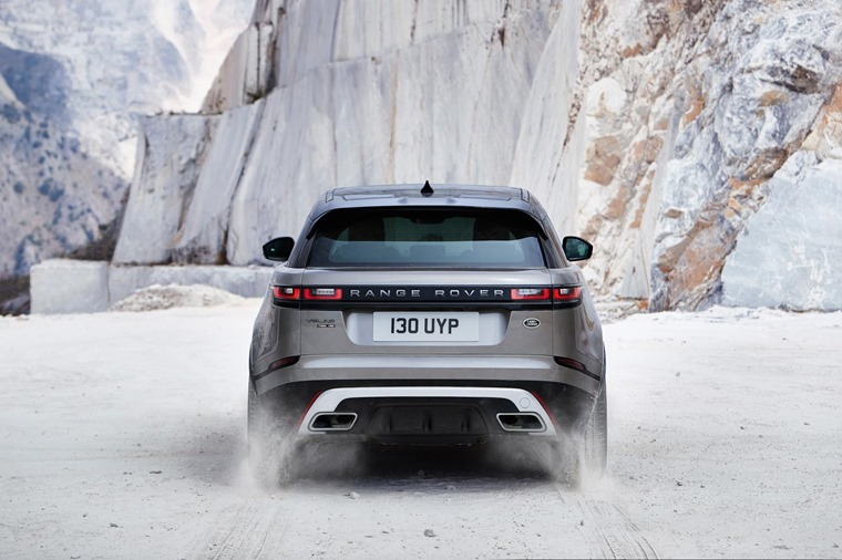 Range Rover Velar Rear