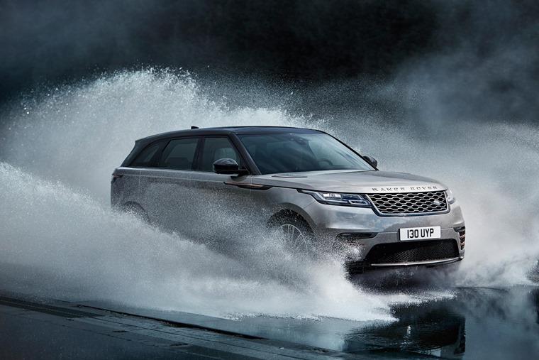 Range Rover Velar Wet and Wild