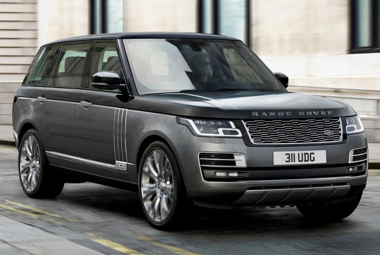 Range Rover SVAutobiography gets a £167,850 list price.