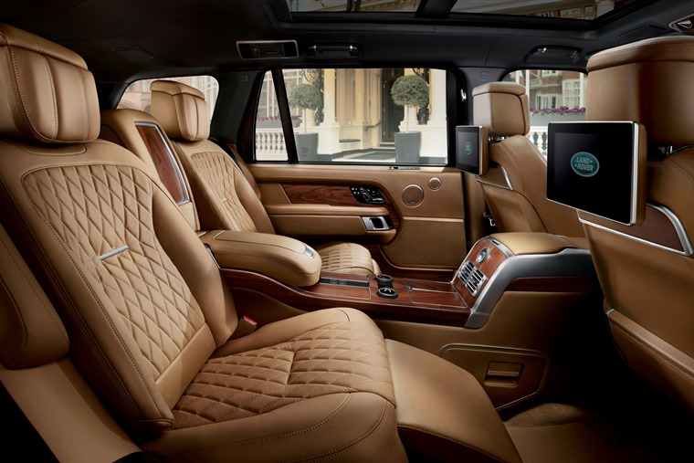 Opulent in the extreme, it's the rear rear passengers that benefit the most.