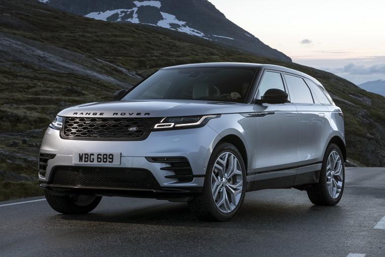 Range Rover Velar static