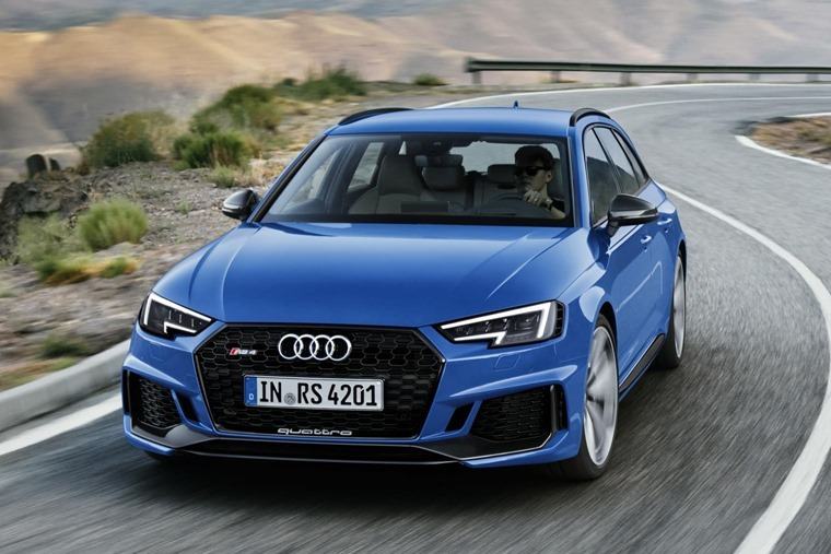 Audi is relaunching one of its most famous RS cars in the form of the fire-breathing RS4 Avant