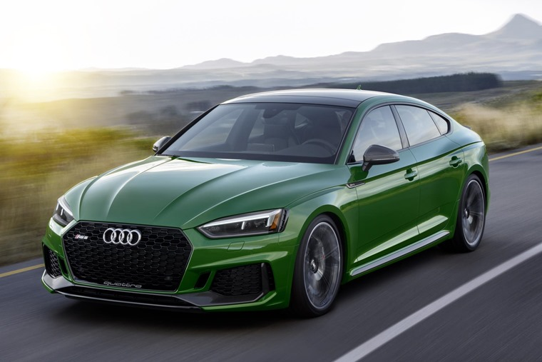 Audi RS5 from First Vehicle Leasing
